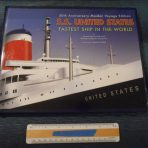 United States Lines: SS Unites States The Fastest Ship in the World book