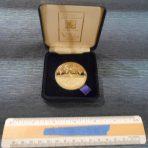 Cunard Line: QE2 1996 World Cruise Medallion