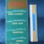 "Cunard Line: First Class ""Travel in a Big Way"""
