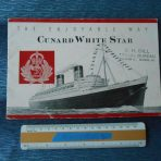 Cunard White Star: The Enjoyable Way Brochure