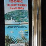 Home Lines: SS Doric : Introducing A New Star Deck Plan Booklet