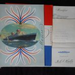 United States Lines: SSUS Ephemera Collection