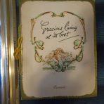 Cunard Line: Gracious Living Brochure
