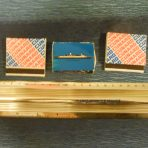 Cunard White Star: 3 sets of Matches