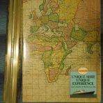 Cunard : QE2 1981 World Cruise Book