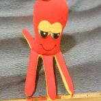 HAL: SS Rotterdam Octopus (Minus 2 Legs) Doll: