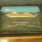 Royal Caribbean: Fleet Souvenir Melamine Tray