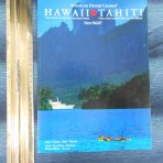 American Hawaii: 86/87 Hawaii and Tahiti season brochure.