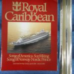 Royal Caribbean: 1984 fleet Brochure