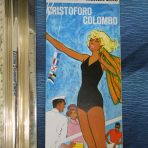 Italian Line: Cristoforo Colombo Interior Fold Out #2