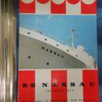 Incres Line: SS Nassau Premium Brochure.