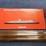 Cunard Line: QE2 Red 1975 Deck Plans
