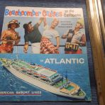 American Export: SS Atlantic Beachcomber Cruises Winter 62/63 Brochure.