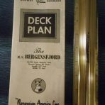 NAL: Bergensfjord Tissue Deck Plan