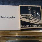 HAL: Modern Delft Coaster-Tile