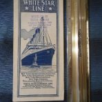 White Star Line: WSL Sailings 1924
