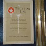 White Star Line: Canopic Passenger List 1923