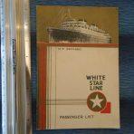 WSL: Britannic Passenger List Nova Scotia Cruise Aug 1933