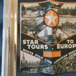WSL: Star Tours to Europe Brochure