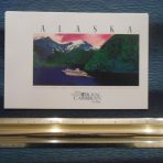 Royal Caribbean: Alaska Oversized Postcard