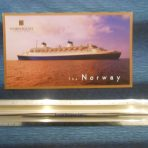 NCL: Giant Norway Postcard