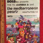 """Siosa Line: TS Caribia 2 """"Mediterranean Pearls"""" cruise"""