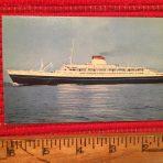 Italian Line: Cristoforo Colombo Post Card