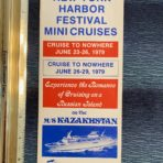 Black Sea Shipping: MS Kazakhstan Mini Cruises flyer