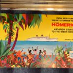 Home Lines: SS Homeric Brochure Plan … the end was near