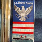 United States Lines: SSUS Tourist Class Deck Plans