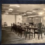 Royal Yacht Britannia Dining Room Publicity Photo
