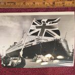 Cunard Line: QE In retirement Port Everglades Florida