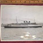 Canadian Pacific: SS Princess Katherine 1948 Press Photo