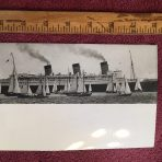 Cunard: Queen Mary Last Cowes Week Keystone Press Photo