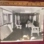 Cunard Line: QE2 work Keystone Press photo 1-3-69