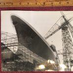Cunard Line: QE2 Keystone Press photo 6-9-67