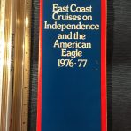American Cruise Lines: 1976-77 East Coast cruises