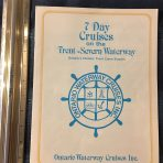 Ontario Waterway Cruises: Trent-Severn Canal Waterway Cruises
