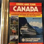 Exploration Cruise Lines: Canadian and Pac Northwest inland cruises 1983/84