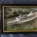 Royal Caribbean: Sun Viking Framed Photo