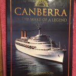 P&O: Canberra wake of a Legend by Phillp Dawson