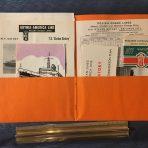 Polish Ocean ( Gdynia America) Lines: TS Stefan Batory Information folder