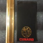 Cunard Line: Vinyl Ticket Folder