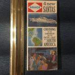 Grace Lines: 4 new Santas Folding Brochure