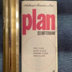 Holland America Line: SS Rotterdam First Class Plan.