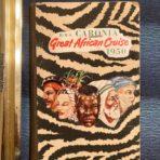Cunard: Caronia Great African Cruise Book 1950