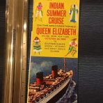 Cunard Line: QE Indian Summer Cruise 1966