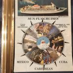 Black Sea Shipping: MS Kazahstan Deck Plan Brochure