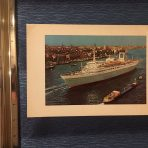 HAL: Large Rotterdam Postcard