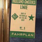 HAL: Fahrplan 1939